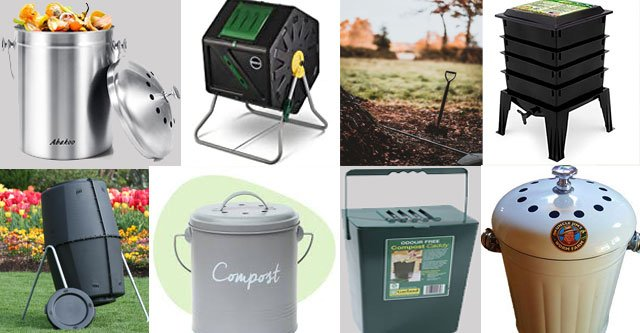 9 Best Composting Products to Turn Kitchen Waste into Soil